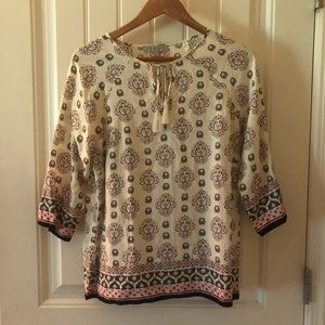 Rose & Thyme Blouse
